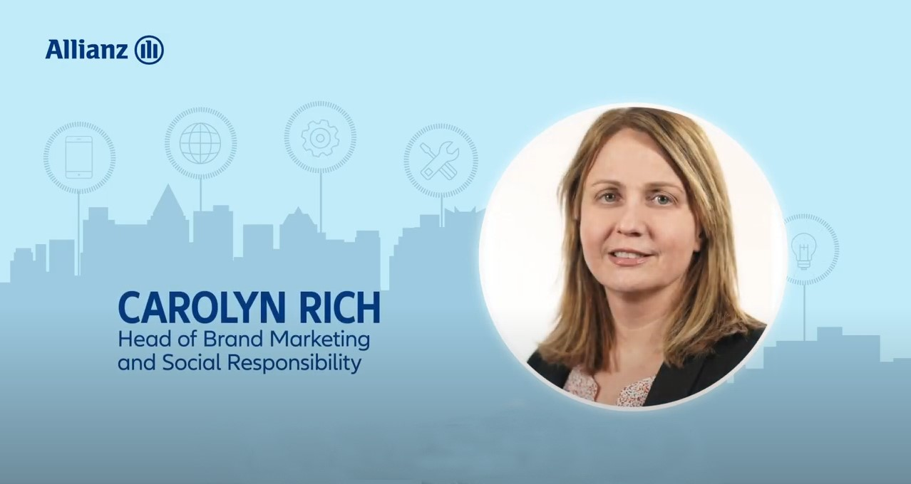 Carolyn Rich talks about sustainability