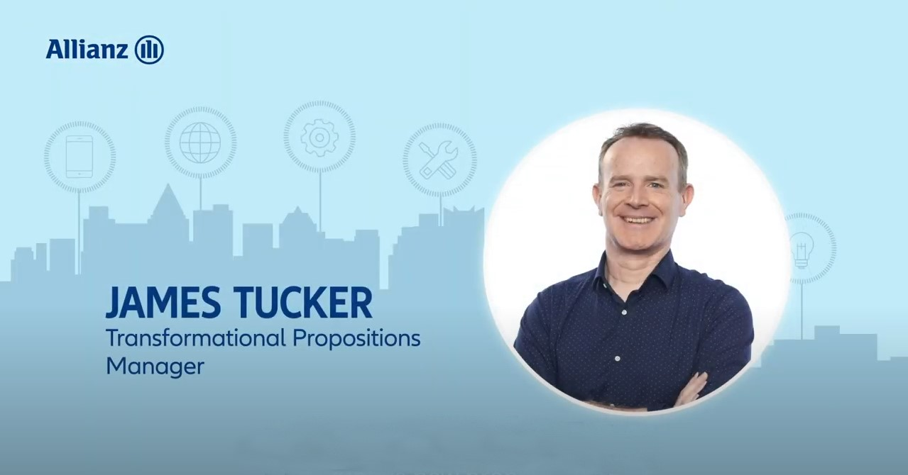 James Tucker talks about 5G