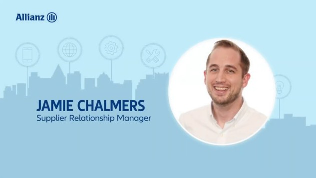 Jamie Chalmers talks about sustainability in supply chains